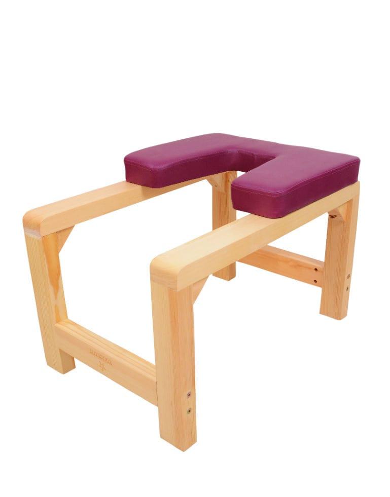 Headstand Bench Purple